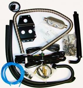 Монтажный комплект для Eberspacher Hydronic D 10