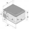 Автохолодильник Vitrifrigo C41L (цифровой дисплей температуры)