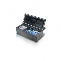 Холодильник Vitrifrigo M25, встраиваемый компрессорный, 25 литров, от -10С до +10С, питание 12/24V