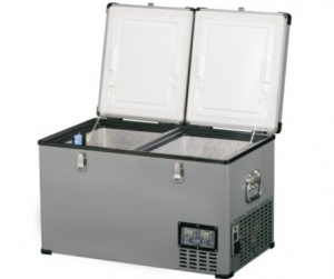 Переносной автохолодильник Indel B TB 65DD STEEL