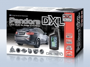 купить Сигнализация Pandora DXL 3210