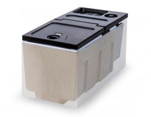 Встраиваемый холодильник Indel B TB 27AM