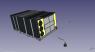 Кондиционер MobileComfort MC3000U, встраиваемый моноблок, мощность 2600Вт