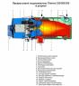 Webasto Thermo E320, дизельный (24 В)