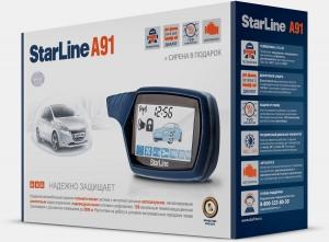 купить Сигнализация StarLine А91 Dialog