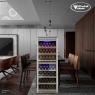 Винный шкаф Cold Vine C126-KSF2