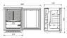Минихолодильник Dometic miniCool DS200 White (23 л)