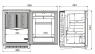 MiniCool DS600 Alu - мини-холодильник на 53 л