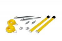 Крепёжные ремни для маркизы Fiamma, модель Tie Down S Yellow, артикул 98655-567