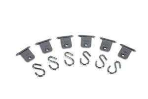 купить Крепёж - набор крючков для маркизы Fiamma, модель Kit Awning Hangers, артикул 98655-743