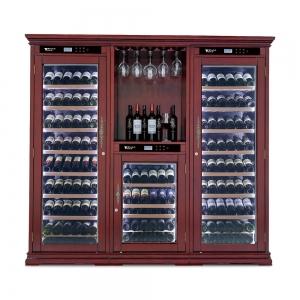 купить Винный шкаф Cold Vine C262-WM3-BAR (Classic)