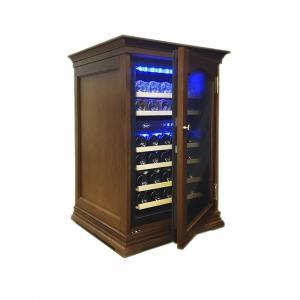 купить Винный шкаф Cold Vine C34-KBF2 (Wood)