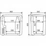 Термоэлектрический автохолодильник Dometic TropiCool TC-21FL