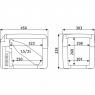 Термоэлектрический автохолодильник Dometic TropiCool TCX-14