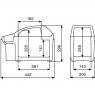 Термоэлектрический автохолодильник Dometic BordBar TB-08