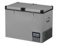 Переносной холодильник Indel B TB 92DD Steel